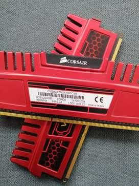 Ram DDR3 8 GB