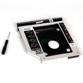 Caddy ssd Dell Latitude E6320 E6420 E6520 E6330 E6430 E6530