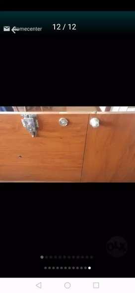 Vendo puerta conpleta 3 chapas