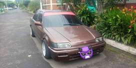 Vendo honda civic año 91
