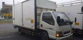 Vendo camion marca jmc en muy buenas condiciones tablero seminuevo
