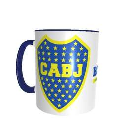Taza Boca Juniors Interior Color