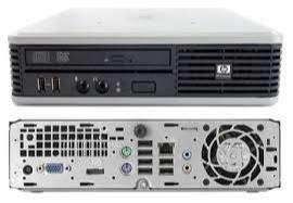 Cpu HP Dual Core E5400/ddr2 3gb/hdd 320gb