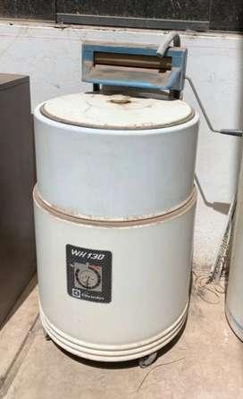 Lavadora 2do uso Electrolux
