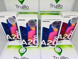 Smasung Galaxy A20s 32 gb Tienda Fisica caja sellada