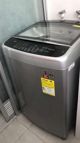 Se vende lavadora lg 18kg