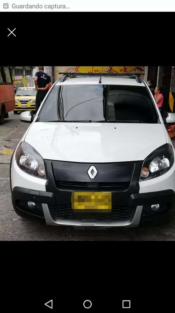Se vende Renault sandero stepway 0