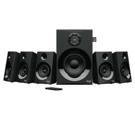 Parlantes Logitech Z607 Altavoces 5.1 Envolvente Con Bluetooth Teatro