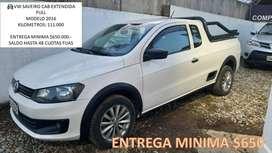 VW SAVEIRO CAB EXTENDIDA FULL