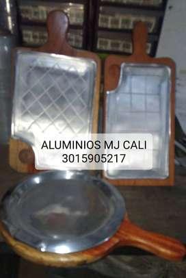 Fábrica de Utensilios de Cocina Aluminios MJ Cali-Valle del Cauca