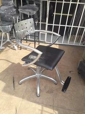 Vendo  silla de peluquería  Idlaulica