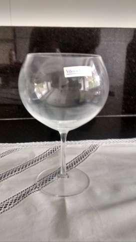 villeroy boch copas grandes cristal burgogne olivos
