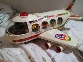 Avión de juguete para niño