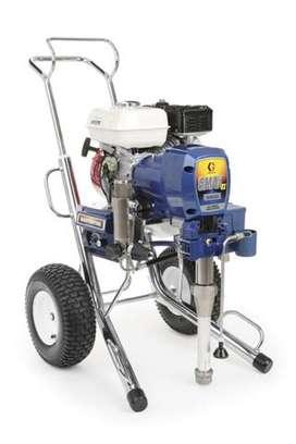 Maquina de Pintar Graco GMAX II 5900 Airless Spray a explosion Motor Honda