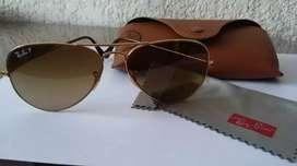 Gafas RayBan Originales Color Marrón