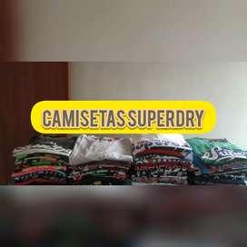 Camisetas Superdry Originales