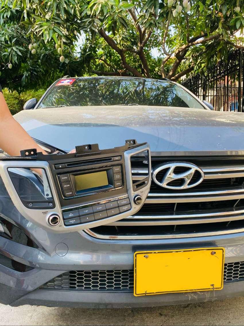 Radio de Hyundai Tucson