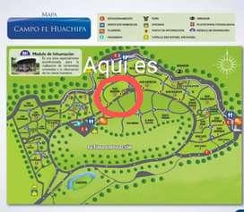 Vendo 4 Espacios Funerarios Campo Fe Huachipa