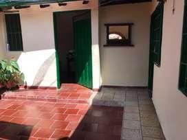 Arriendo habitacion por noches en barichara cuenta con baño privado para 2 personas