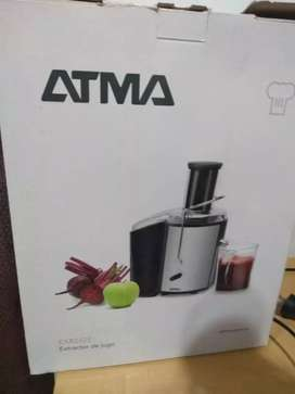 Marca ATMA, tan solo 2 usos.