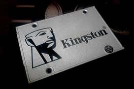 Disco SSD solido 250GB Kingston