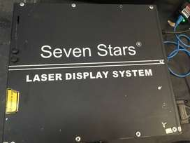 Laser Seven Star B10000rgb Audio Rental