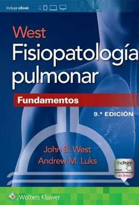 Fisiopatologia pulmonar West 9na Edicion