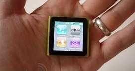 Pantallas Nuevas iPod nano 6 instalación adicional
