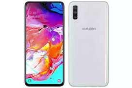 Samsung a70 128 GB nuevos libres