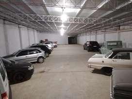 Venta playa de estacionamiento