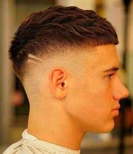 Se solicita barbero colombiano. Que sea estable.
