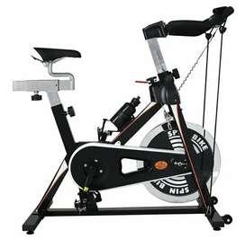 Bicicleta Spinning GYM FACT Estática Eliptica Monitor T 2020 NUEVO DISEÑO