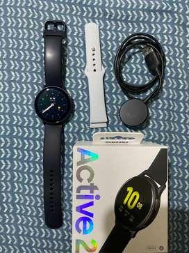 Galaxy Watch Active 2 44mm - Aluminio negro