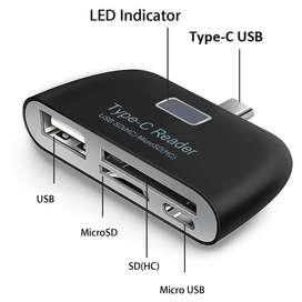ADAPTADOR USB. 3.1 TIPO C