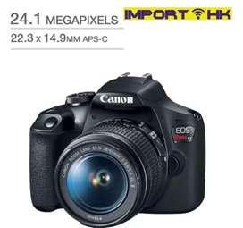 Canon T7 nueva