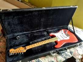 Case rígido para guitarra modelo  Stratocaster