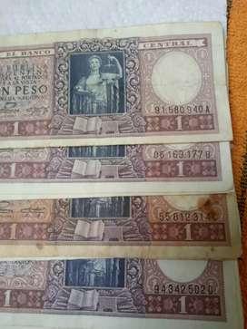 Vendo billetes antiguos casa moneda