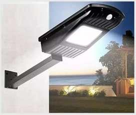 LAMPARA REFLECTOR SOLAR CON SENSOR Y SOPORTE 30 W PAGO CONTRA ENTREGA ENVIO TODO COLOMBIA