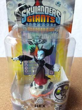 Skylanders Giant, Hex, Lights Up