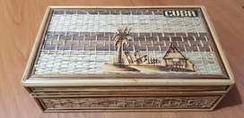 Alhajero Artesanal Traído de Cuba. Hermosa artesanía