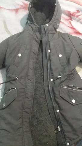 Campera de abrigo talle 12