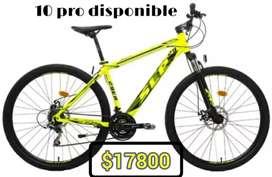 Bicicleta slp rodado 29