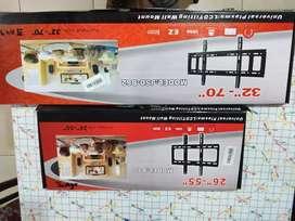 Soporte de pared televisión LED