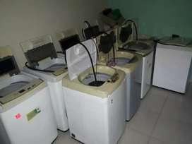 Vendo alquiler de  lavadoras