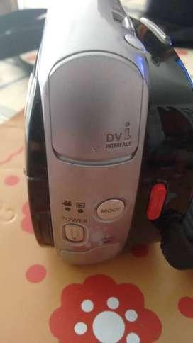 Video camara digital Samsung