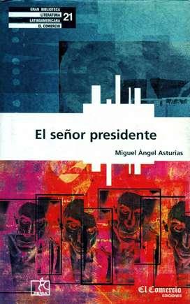 El Señor Presidente - MIGUEL ÁNGEL ASTURIAS - Diario El Comercio