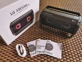 Parlante Original LG XBOOM Go PK5 Nuevo