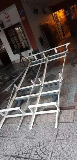 Estructura para escaleras