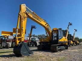 Excavadora 21 toneladas SINOMACH ZG3210-9C