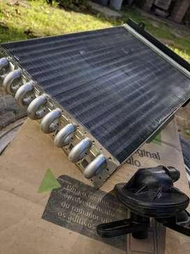 Radiador de calefacción Fiat duna/uno/fiorino, usado segunda mano  Bahía Blanca, Buenos Aires